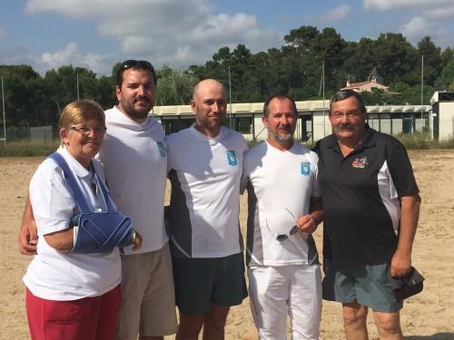 Championnat de Ligue FITA adultes – Marseille 3 Lucs 14/06/15