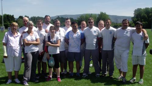 Championnat de Ligue Jeune à l'Isle-sur-la-Sorgue (20 et 21 Juin 2015)