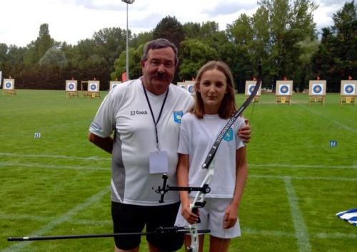 Championnat de France Jeune à Vichy  (23 au 25 Juillet 2015)