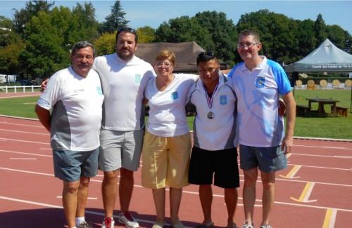 Championnat de France Fédéral à Hagetmau (29 au 30 Août 2015)
