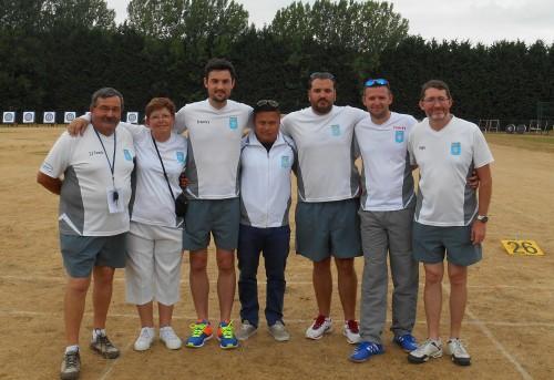 3ème Manche de D1 à Compiègne (18 et 19 Juillet 2015)