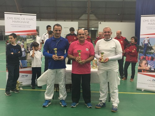 Concours Salle à Marignane– 29 Novembre 2015