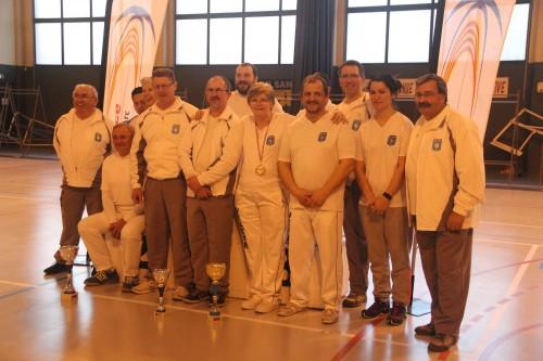 Championnat de Ligue salle à Morières-lès-Avignon – 24 Janvier 2016