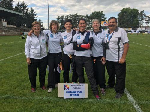 Championnat de France de D2 – Chalon-sur-Saône 18 et 19 juin 2016