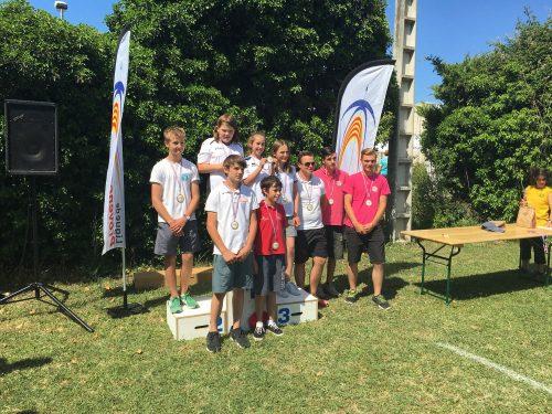 L'Isle-sur-la-Sorgue – Concours Jeunes / 2x50m / 2x70m CD84 et Championnat de Ligue Jeunes / 11 et 12 Juin 2016