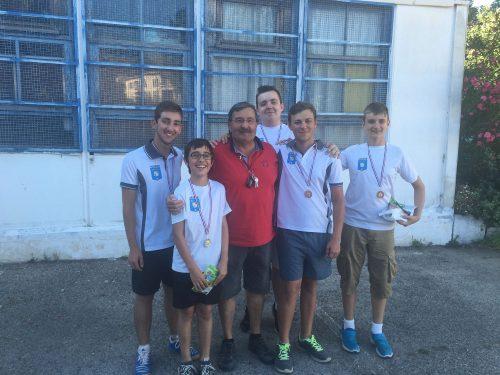 Compétition FITA Jeunes – Marseille 22 Juin 2016