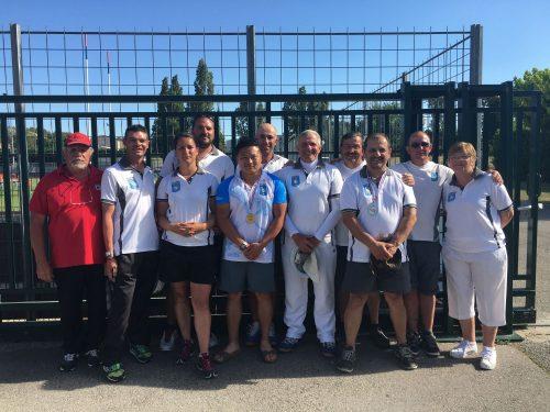 Compétitions 2x70m et 2x50m- Châteaurenard 25-26 Juin 2016
