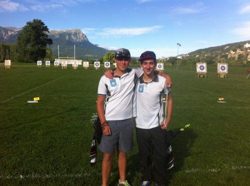 Championnat de ligue 2x50m– Embrun 19 juin 2016