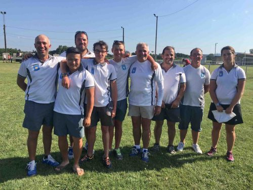 Compétition 2x70m et 2x50m à Ancône – 24 Juillet 2016