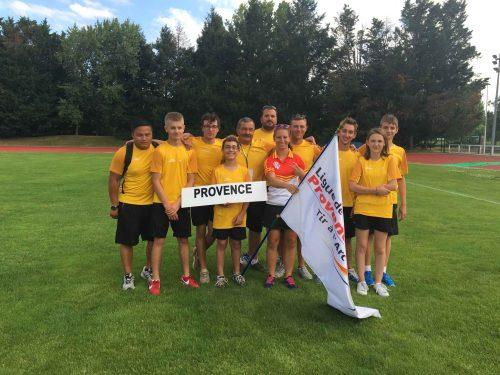 Championnat de France FITA Jeunes par équipes de Ligues – Vichy 26 au 28 Juillet 2016
