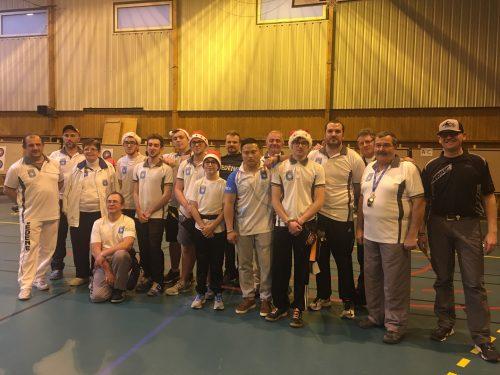 Compétition Salle 2x18m – Saint Martin de Crau 18 Décembre 2016