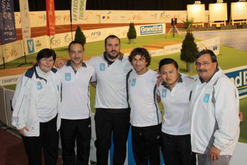 Championnat de France en Salle Adultes – Vittel 3 et 4 Mars 2017