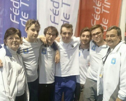 Championnat de France Jeunes – Nîmes 18 et 19 Février 2017