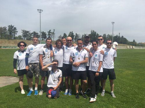 TRJ – FITA et Fédéral – Marignane 13 et 14 Mai 2017