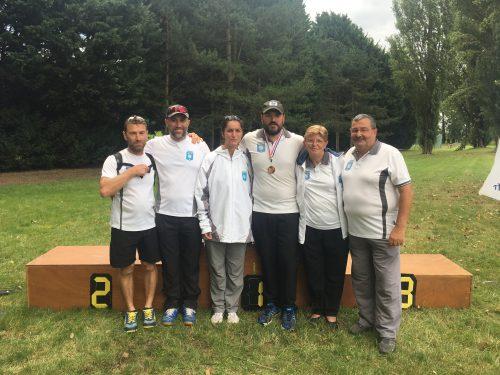 Championnat de France Féderal et 3D – Compiègne et La Féclaz – 19 et 20 Août 2017