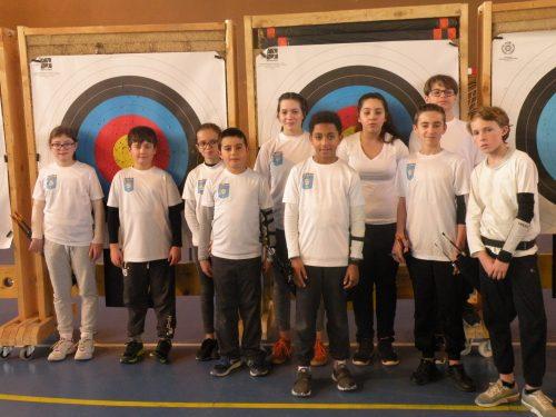 Concours Spécial Jeunes à Monteux – 16 Décembre 2017