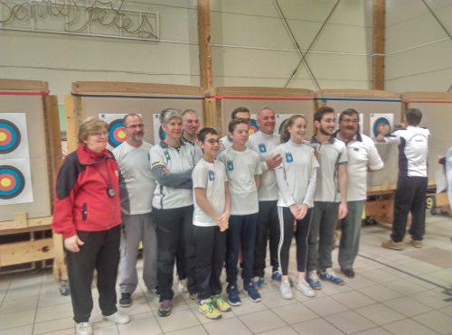 Compétition en Salle à Piolenc – 11 et 12 Novembre 2017