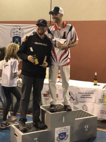 Compétition en Salle à Châteaurenard et Bollène – 18 et 19 Novembre 2017