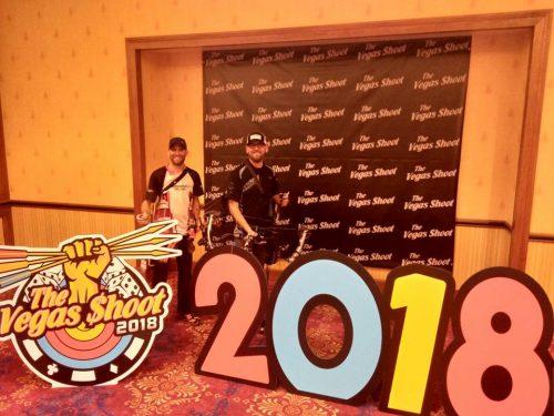 The Vegas Shoot 2018 – 09,10 et 11 Février 2018