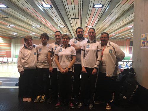 Championnat de France Adultes – Mulhouse 3 et 4 Mars 2018