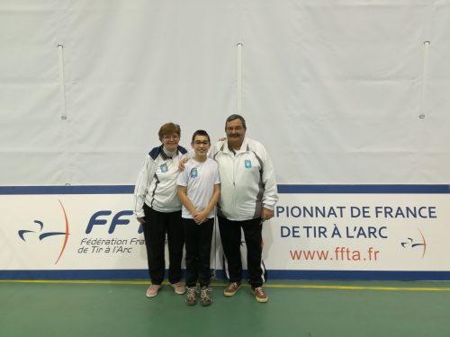 Championnat de France Jeunes et Militaire – Vittel / La Rochelle 24 et 25 Février 2018